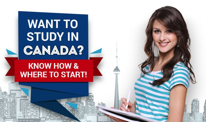 How To Study, Work and Live In Canada